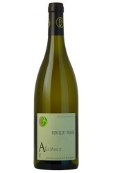 Daniel Barraud Pouilly Fuissé Alliance 2011