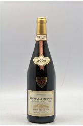 Morin Père et Fils Chambolle Musigny 2009