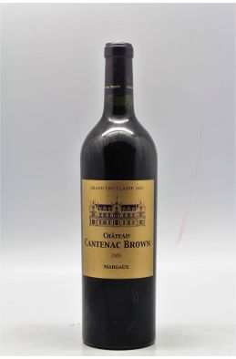Cantenac Brown 2009