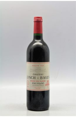 Lynch Bages 1995