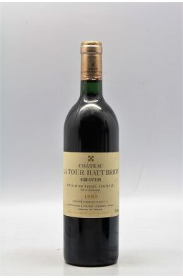 La Tour Haut Brion 1985