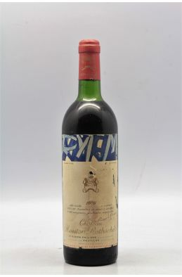 Mouton Rothschild 1976 -10% DISCOUNT !