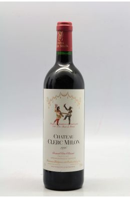 Clerc Milon 1996