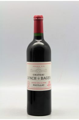 Lynch Bages 2007