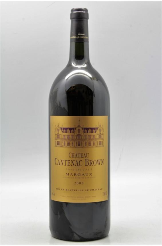 Cantenac Brown 2003 Magnum