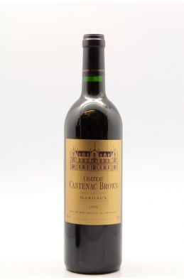 Cantenac Brown 1998