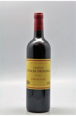 Lynch Moussas 2005