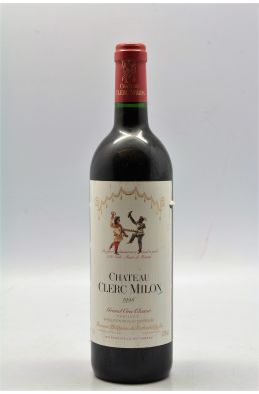 Clerc Milon 1996 -10% DISCOUNT !