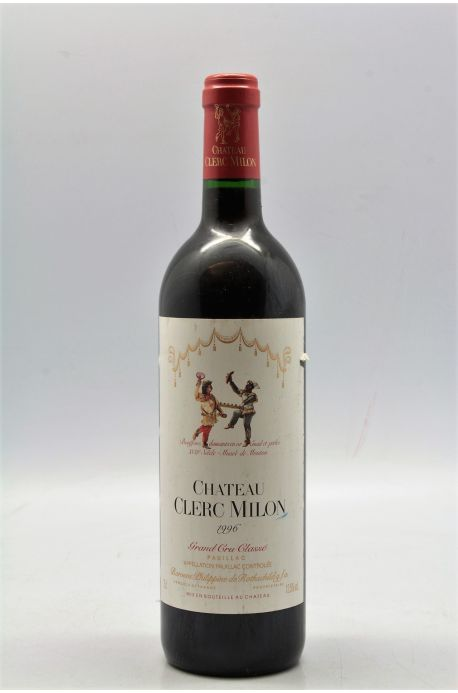 Clerc Milon 1996 - PROMO -10% !