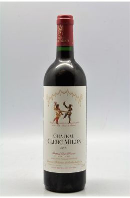 Clerc Milon 2000