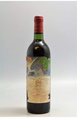 Mouton Rothschild 1982 -10% DISCOUNT !