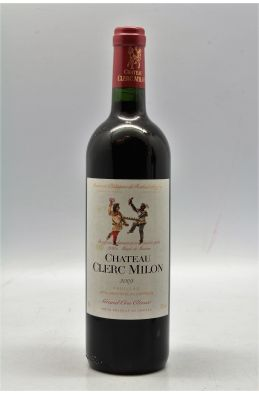 Clerc Milon 2009