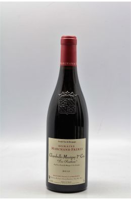 Marchand Frères Chambolle Musigny 1er cru Les Sentiers 2015