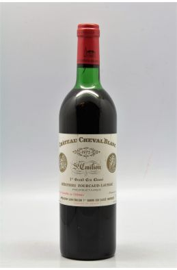 Cheval Blanc 1975 -10% DISCOUNT !