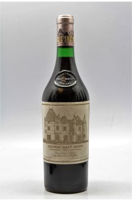 Haut Brion 1975