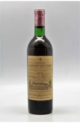 Mission Haut Brion 1970