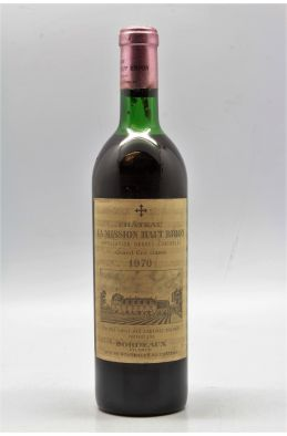 Mission Haut Brion 1970 - PROMO -10% !