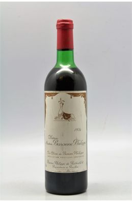 Mouton Baronne Philippe 1976 -10% DISCOUNT !
