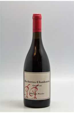 Pacalet Griottes Chambertin 2007