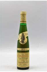 Weinbach Alsace Grand cru Tokay Pinot Gris Altenbourg Quintessence de Grains Nobles Cuvée d'Or 1983 37.5cl