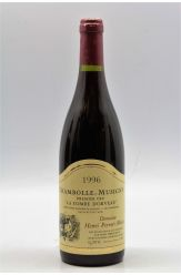 Perrot Minot Chambolle Musigny 1er Cru La Combe d'Orveau 1996