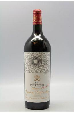 Mouton Rothschild 2002 150cl