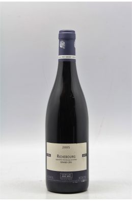 Anne Gros Richebourg 2005