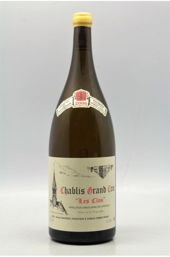 Dauvissat Chablis Grand cru Les Clos 2006 Magnum