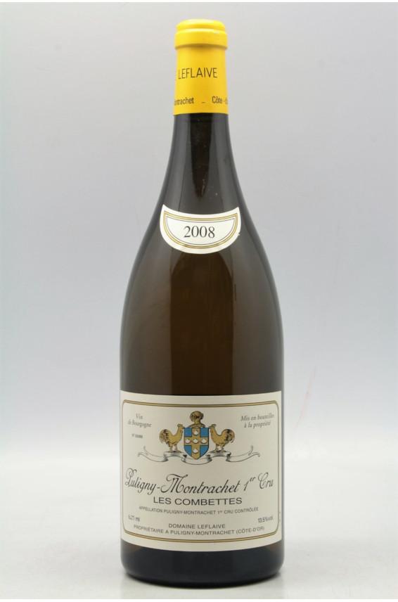 Domaine Leflaive Puligny Montrachet 1er cru Les Combettes 2008 Magnum