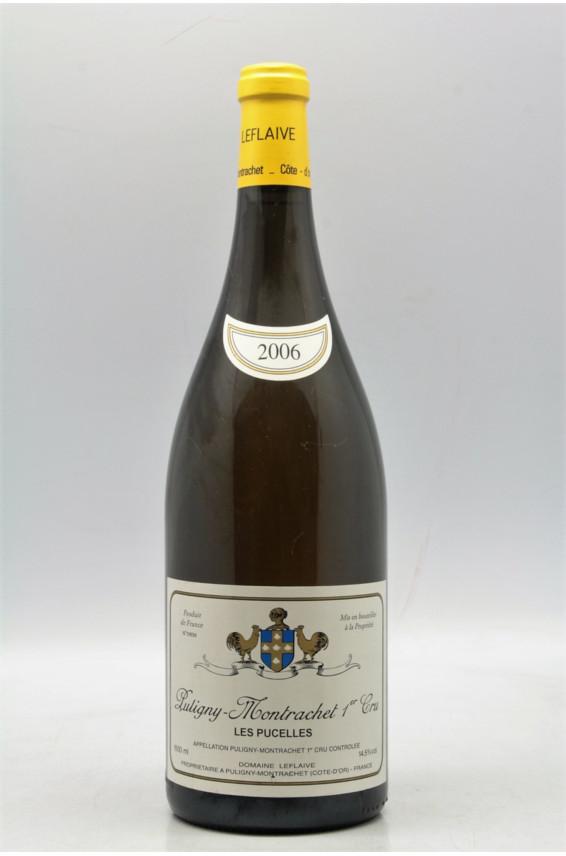 Domaine Leflaive Puligny Montrachet 1er cru Les Pucelles 2006 Magnum