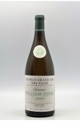 William Fèvre Chablis Grand cru Les Clos 2006 Magnum