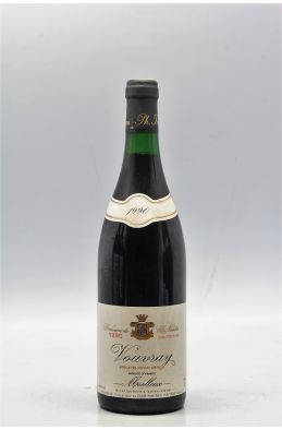 Foreau Vouvray Goutte d'Or 1990