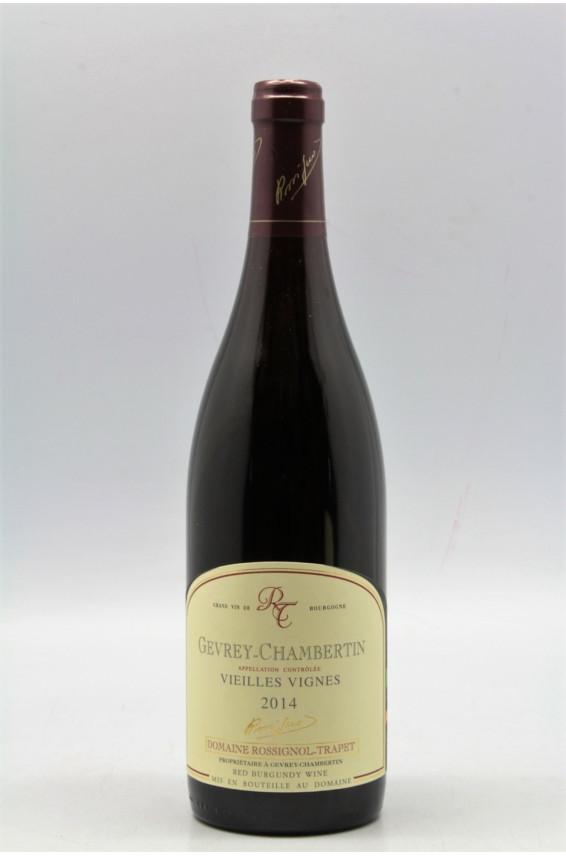 Rossignol Trapet Gevrey Chambertin Vieilles Vignes 2014