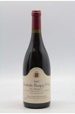 Groffier Chambolle Musigny 1er cru Les Sentiers 2007