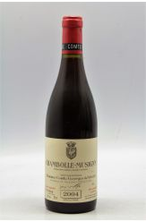 Comte George de Vogue Chambolle Musigny 2004