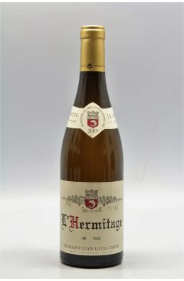 Jean Louis Chave Hermitage 2009 blanc