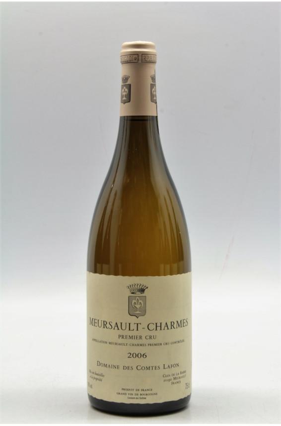 Comtes Lafon Meursault 1er cru Charmes 2006