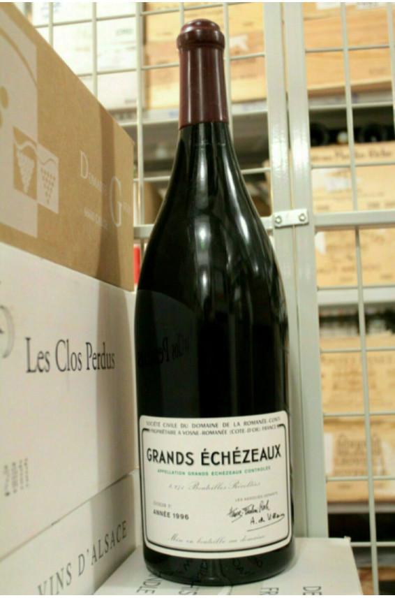 Romanée Conti Grands Echezeaux 1996 300cl