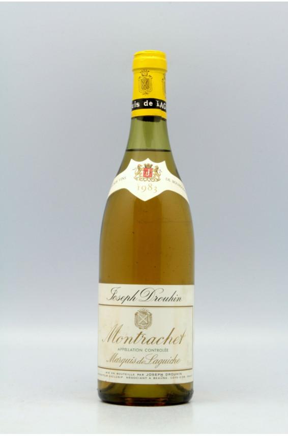Drouhin Montrachet Marquis de Laguiche 1983