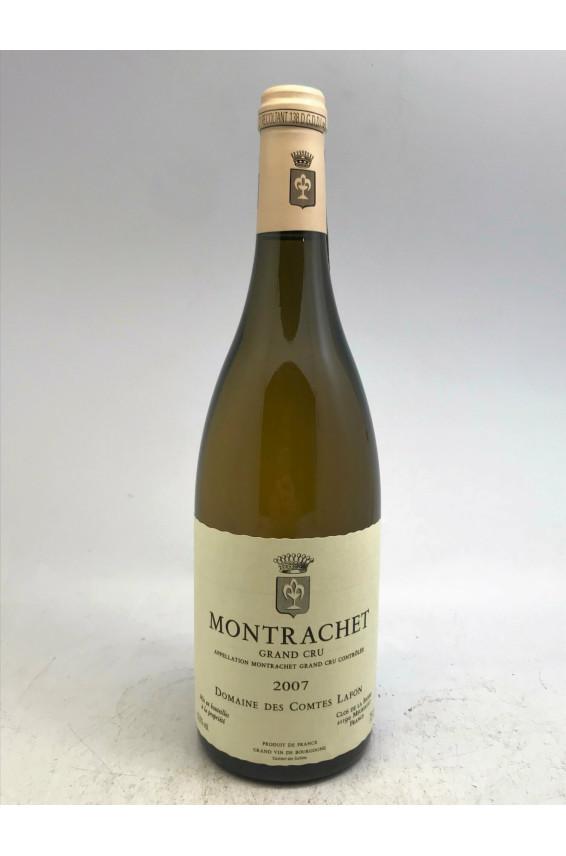 Comtes Lafon Montrachet 2007