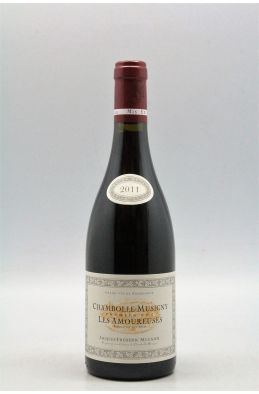 Jacques Frédéric Mugnier Chambolle Musigny 1er cru Les Amoureuses 2011