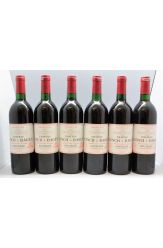 Lynch Bages 1985 OWC
