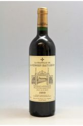 Chapelle de la Mission Haut Brion 1999