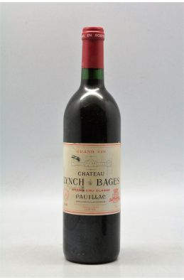 Lynch Bages 1990 -5% DISCOUNT !
