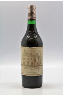 Haut Brion 1976