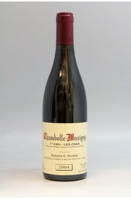 Georges Roumier Chambolle Musigny 1er cru Les Cras 2004