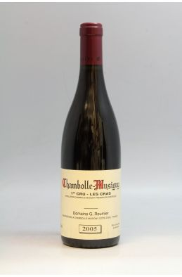 Georges Roumier Chambolle Musigny 1er cru Les Cras 2005