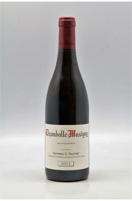 Georges Roumier Chambolle Musigny 2011