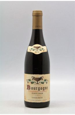 Coche Dury Bourgogne 2016 rouge