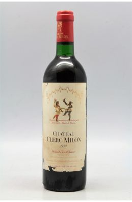 Clerc Milon 1990 -5% DISCOUNT !